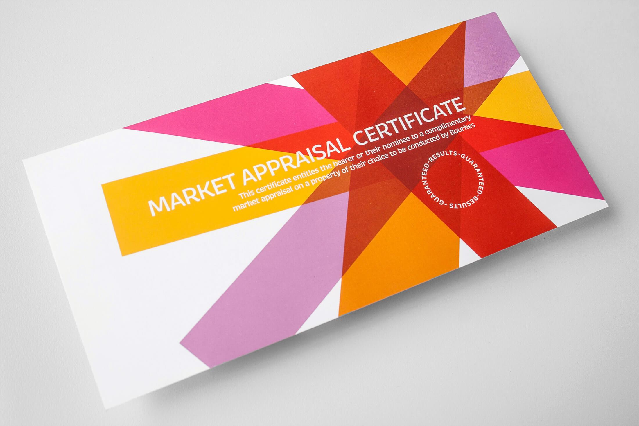 bourkes-market-appraisal-certificate