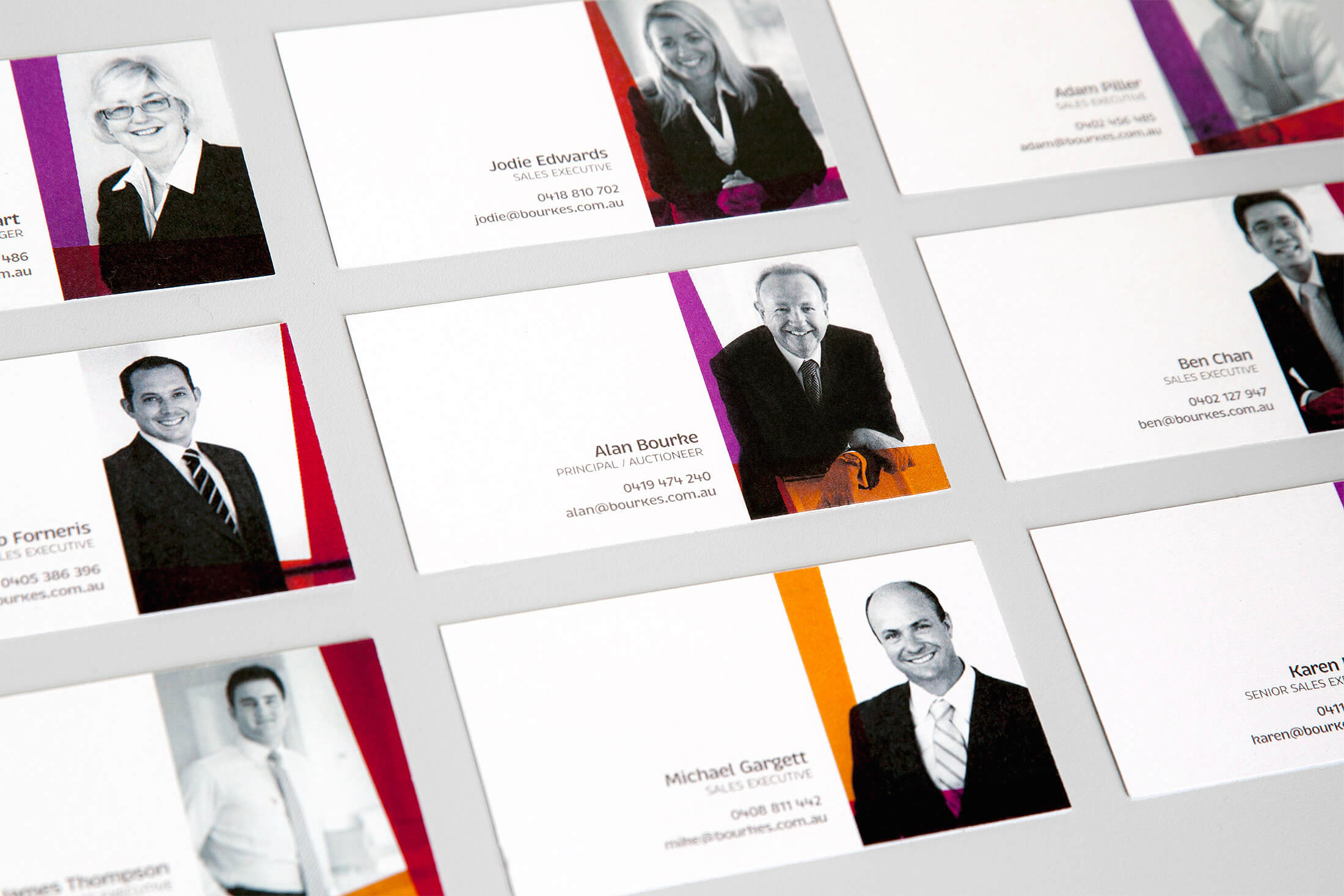 bourkes-realestate-business-cards
