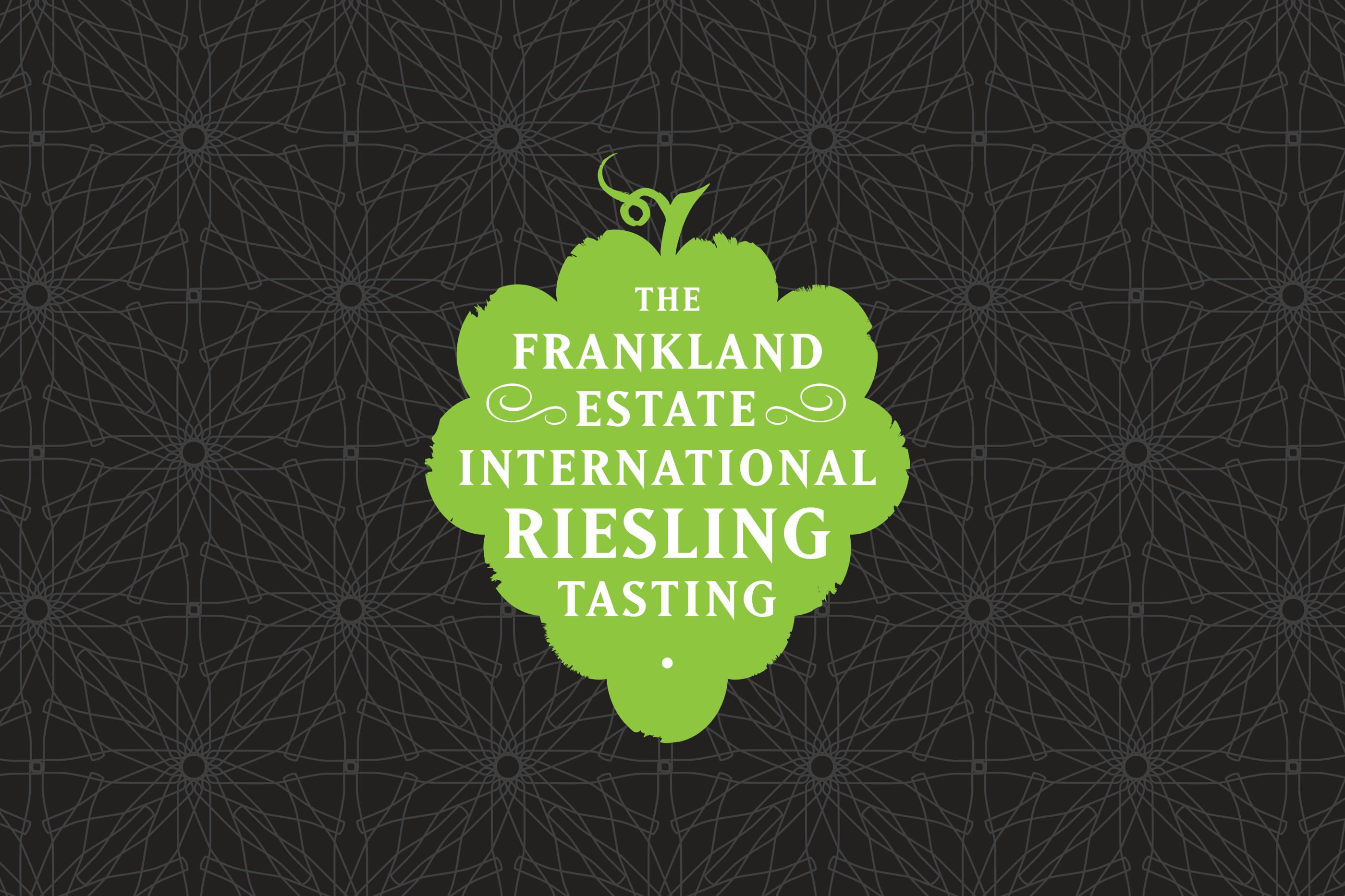 International Rielsing Tasting
