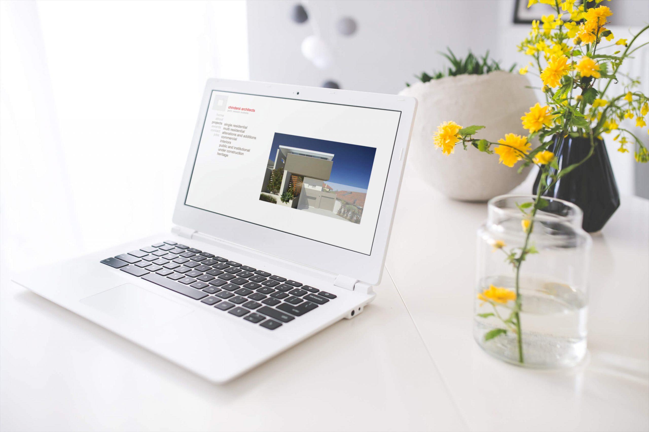 Chindarsi-architect-website-design