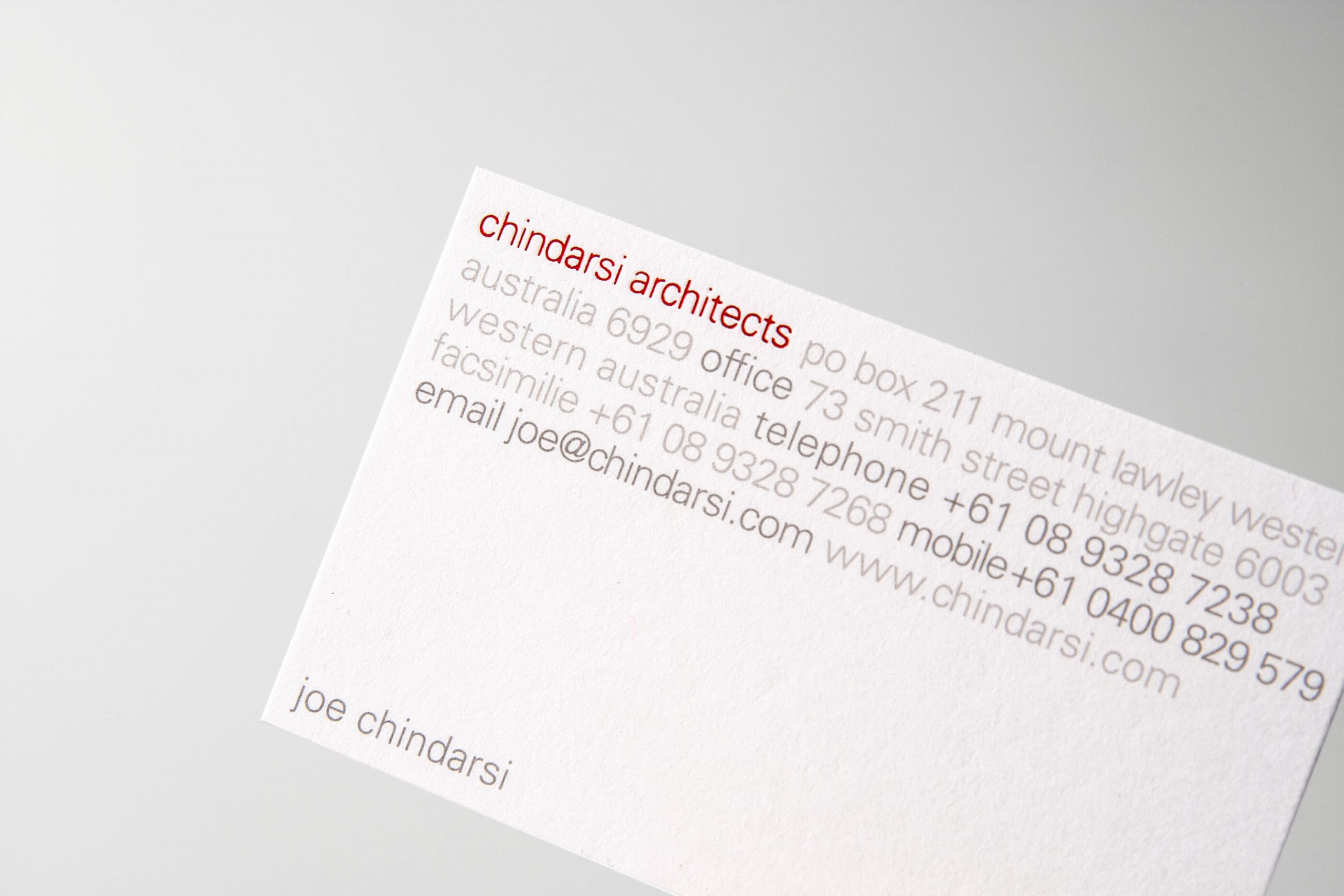 chindarsi-business-cards